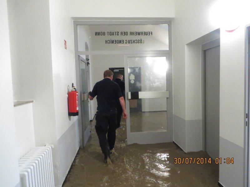 Wassereinbruch